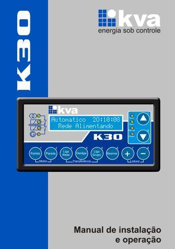 Manual Técnico K30 - Rg11.com.br