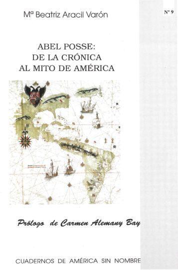 DE LA CRÓNICA AL MITO DE AMÉRICA - RUA - Universidad de ...
