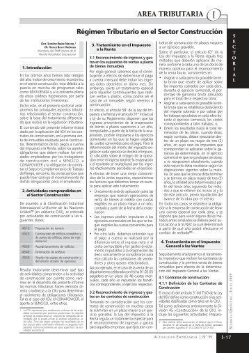 TRIBUTARIO .pmd - Revista Actualidad Empresarial