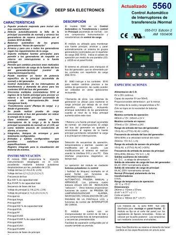 5560 Ventas.pdf - Grupo IDIMEX