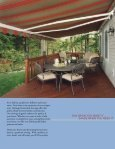 Retractable Awnings for Decks and Patios - Page 4