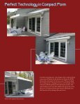 Fully Cassetted Retractable Awnings - Page 3