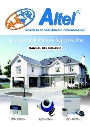 Manual del Instalador Sistema FC-7664 - Versión PDF - altel