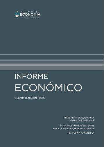Nº 74 - Ministerio de Economía