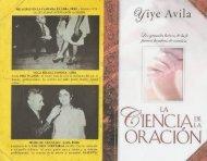 La Ciencia De La Oración - iglesia bautista getsemani de montreal