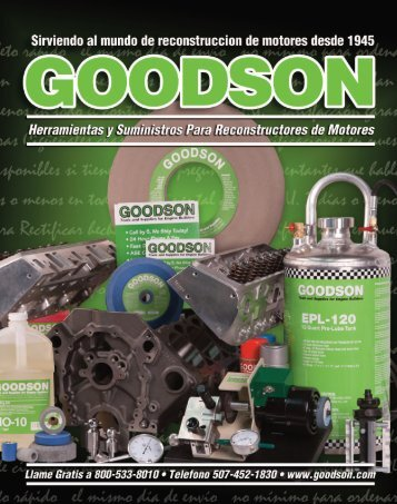 New Products - Goodson Tools and Supplies