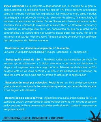 De vagos y maleantes.pdf - Virus Editorial