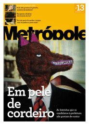 Cartas - Revista Metrópole