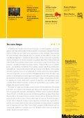 Cartas - Revista Metrópole - Page 3