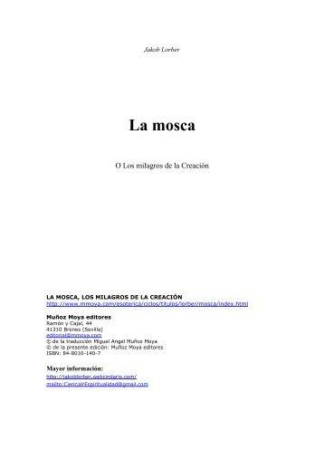 Jakob Lorber - La Mosca