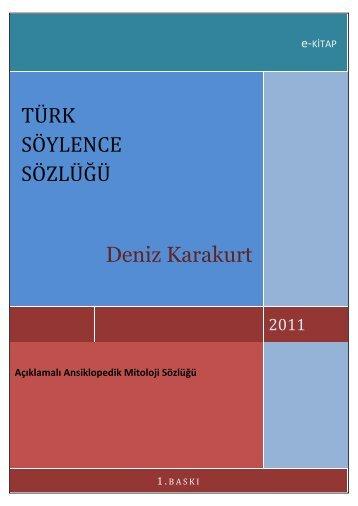 Turksoylencesozlugu