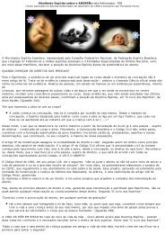 Manifesto Espírita sobre o ABORTO , Revista Reformador ... - cvdee