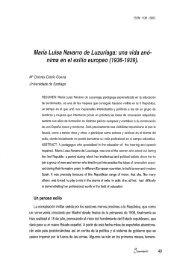 María Luisa Navarro de Luzuriaga: una vida anónima en el ... - RUC
