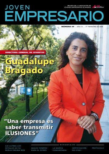 Guadalupe Bragado Guadalupe Bragado - AJE Madrid