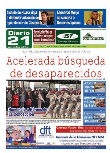 Leonardo Monje se sumaría a Deportes Iquique Alcalde ... - Diario 21