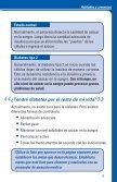 INFORMACIÓN SOBRE LA DIABETES TIPO 2 - St Vincent IPA - Page 5