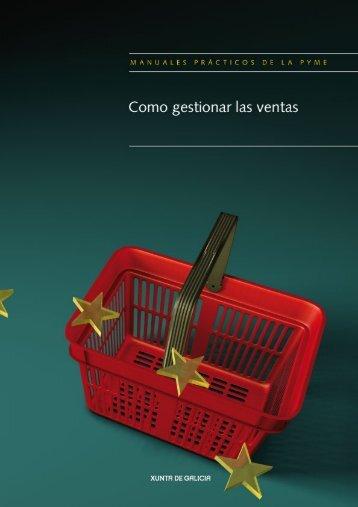 Cómo gestionar las ventas - BIC Galicia