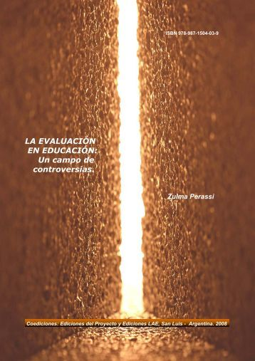 La evaluación en educación: un campo de controversias