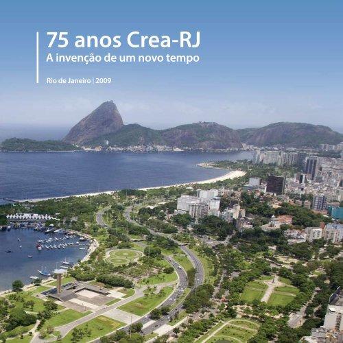 75 Anos Crea-RJ – A invenção de um novo tempo