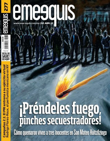Préndeles fuego - Emeequis