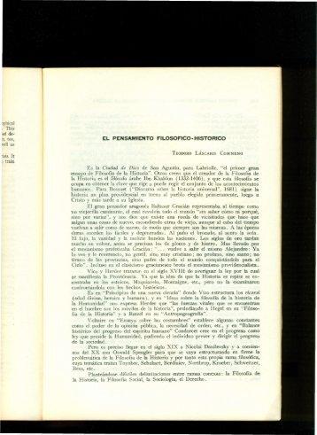 el pensamiento filosofico-historico.pdf - Instituto de Investigaciones ...