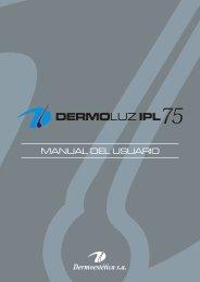 Manuales Portugues - dermoestetica.net.ar