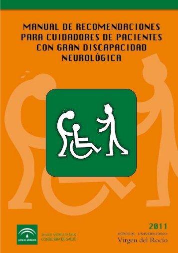 Recomendaciones para cuidadores de pacientes con - Junta de ...