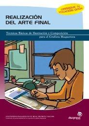REALIZACIÓN DEL ARTE FINAL - Ideaspropias Editorial