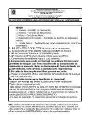 Inscrições em programas habitacionais - Maringa.pr.gov.br