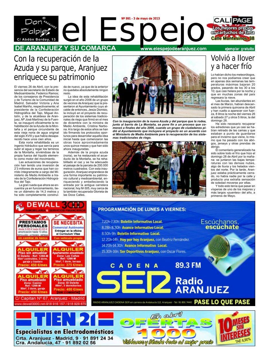 1 Free Magazines From Elespejodearanjuez Es
