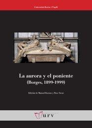 La aurora y el poniente (Borges 1899-1999) - Serret