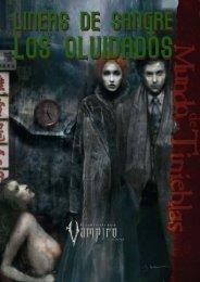 eBook - Líneas de Sangre - Los Olvidados - Requiem Nocte