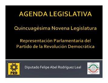 Diputado Felipe Abel Rodríguez Leal - H. Congreso del Estado de ...