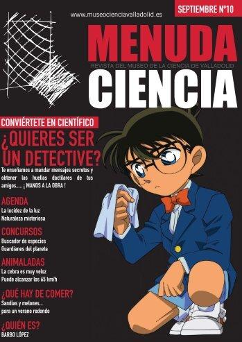 ¿QUIERES SER UN DETECTIVE? - Museo de la Ciencia