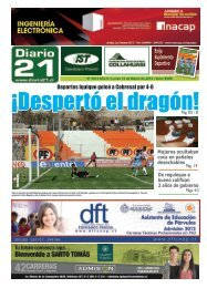Exija Suplemento Deportivo - Diario Longino