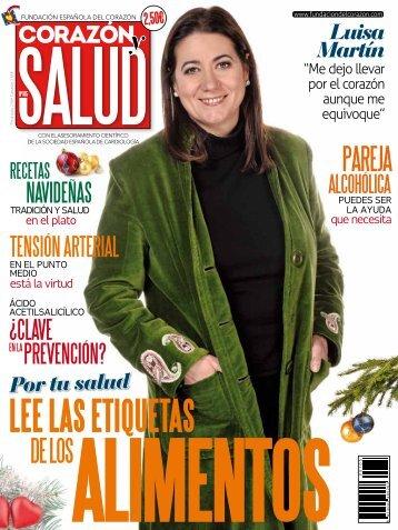 Luisa Martín - Fundación Española del Corazón