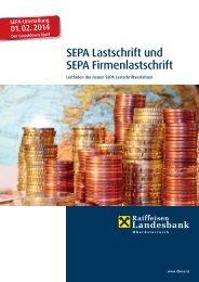 Folder - Leitfaden SEPA Lastschriftverfahren (pdf)