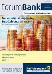 Kundenzeitung Forum Bank 1/2013 zum Download (pdf, ca. 799 KB)