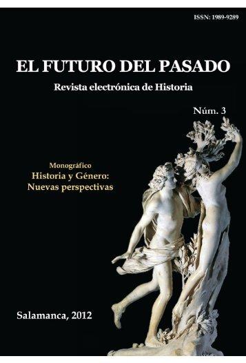 Descarga la edición íntegra en PDF - El futuro del pasado