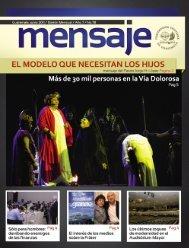 Boletín Mensaje Junio 2011 - Fraternidad Cristiana de Guatemala
