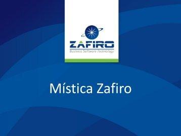 Presentación de PowerPoint - Zafiro Software