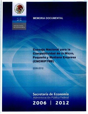 I_ - Secretaría de Economía