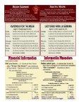 Bulletin 8-19 - Saint Vincent de Paul Catholic Community - Page 2