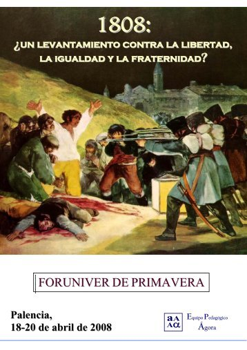 FORUNIVER DE PRIMAVERA - Equipo Pedagógico Ágora