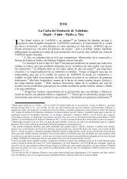 TITO La Carta de l Emisario de Yahshúa, Shaúl ... - Wisdom In Torah