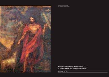 Francisco de Tornos y Teresa Cabrera, la institución de una ...