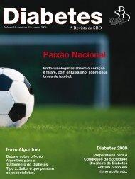 Revista Vol. 16 nº 2 - Sociedade Brasileira de Diabetes