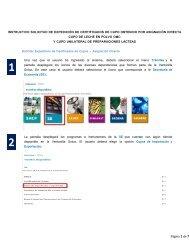 Página 1 de 7 INSTRUCTIVO SOLICITUD DE EXPEDICIÓN ... - siicex