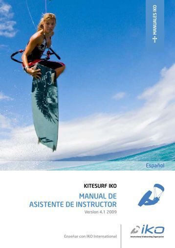 manual de asistente de instructor - International Kiteboarding ...
