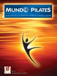 MUNDO PILATES N 1 SEPT baja.pdf - Danza.es